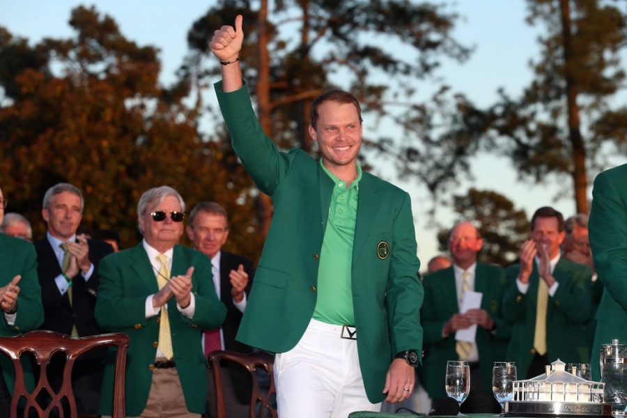 Danny Willett 2016 Masters Champion